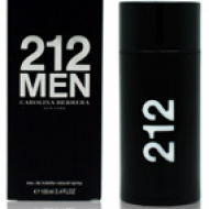 Carolina Herrera 212 Men Black  edt 100ml